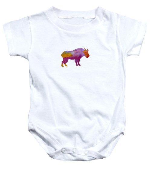 Wild Goat Baby Onesie by Mordax Furittus