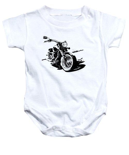 2013 Kawasaki Vulcan Classic Graphic Baby Onesie