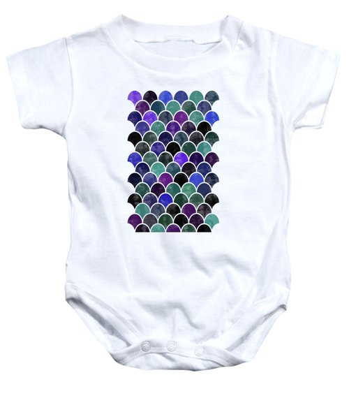 Lovely Pattern Baby Onesie by Amir Faysal