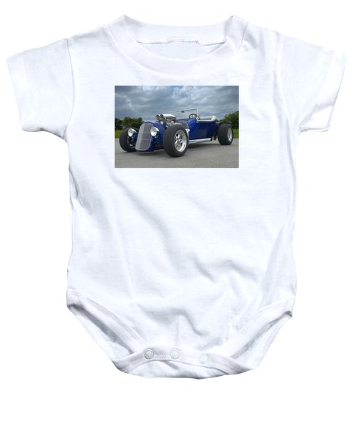 1923 Ford Bucket T Hot Rod Baby Onesie