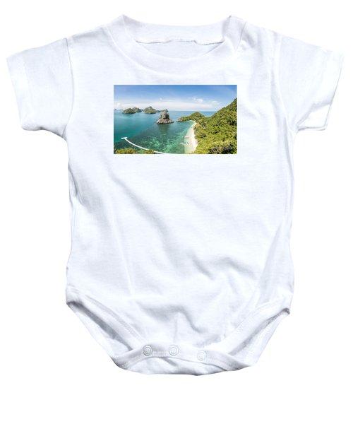 Ang Thong Marine National Park Baby Onesie