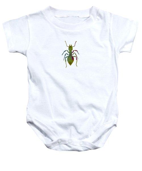 Ant Baby Onesie