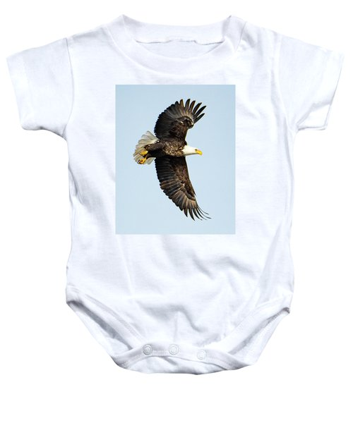 Bald Eagle Baby Onesie