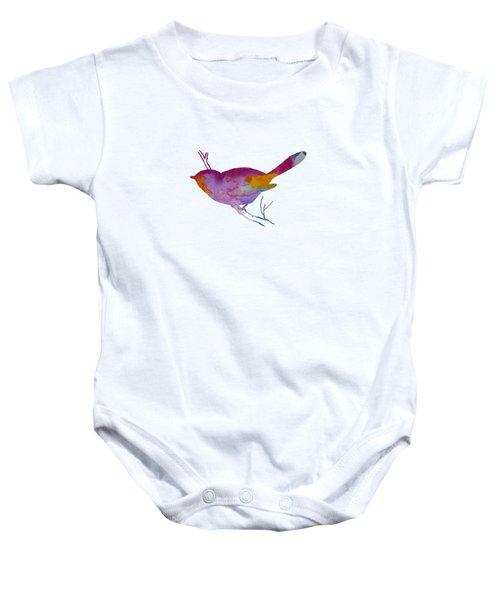 Chickadee Baby Onesie by Mordax Furittus