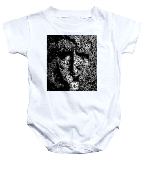 Coconut The Cat Baby Onesie