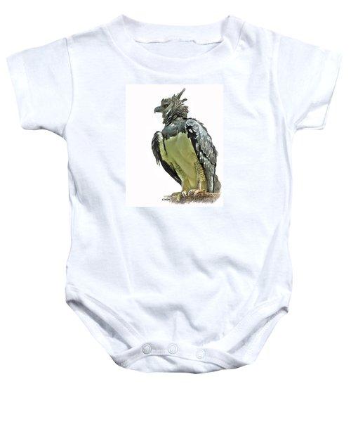Harpy Eagle Baby Onesie