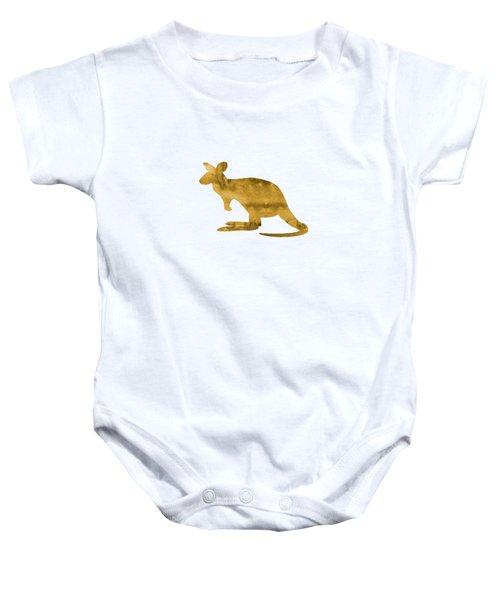 Kangaroo Baby Onesie by Mordax Furittus