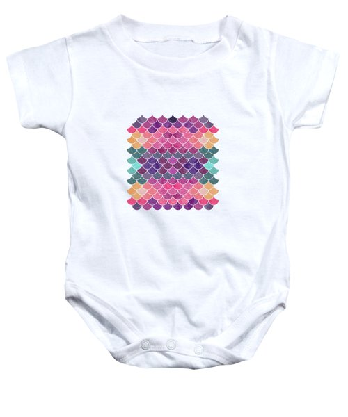 Lovely Pattern Baby Onesie by Amir Faysal
