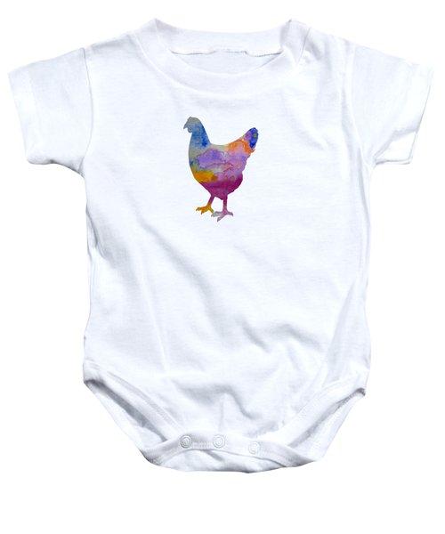 Chicken Baby Onesie