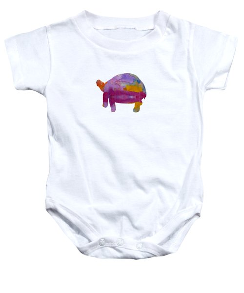 Tortoise Baby Onesie by Mordax Furittus