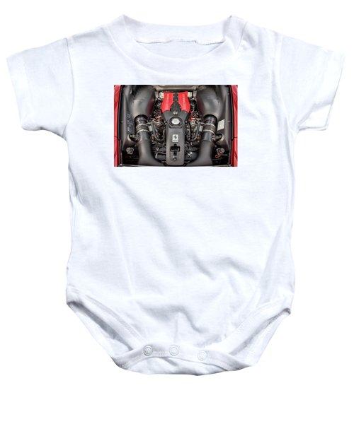 #ferrari #488gtb Baby Onesie