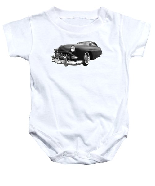 52 Hudson Pacemaker Coupe Baby Onesie