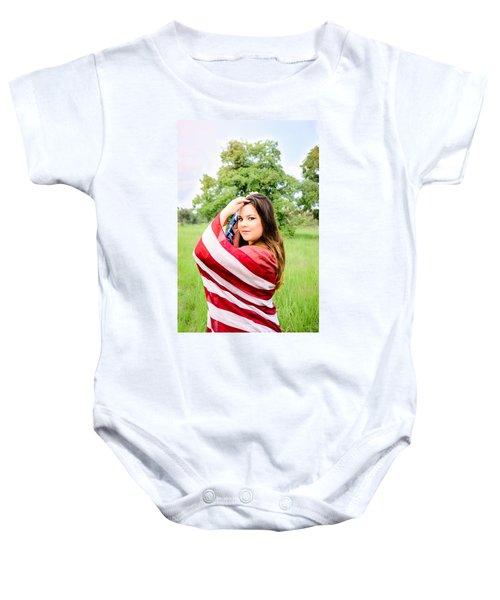 5656-2 Baby Onesie