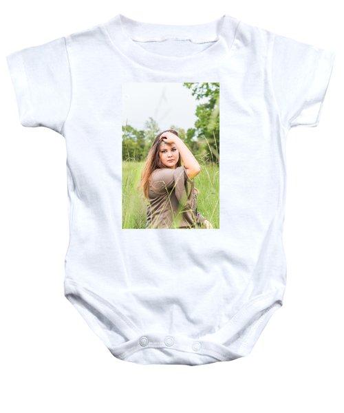 5669-3 Baby Onesie