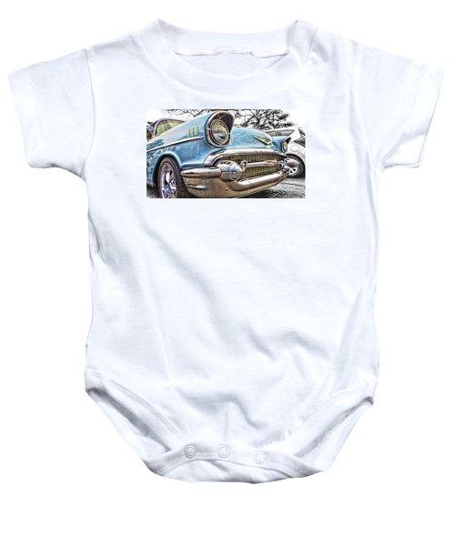 '57 Chevy Bel Air Baby Onesie