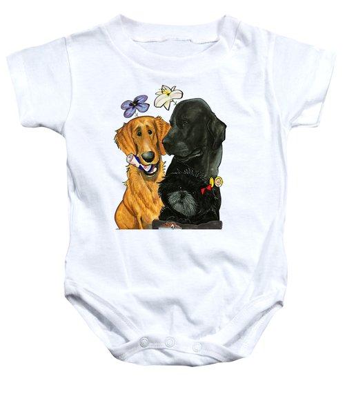 7-1396 Scallon Baby Onesie