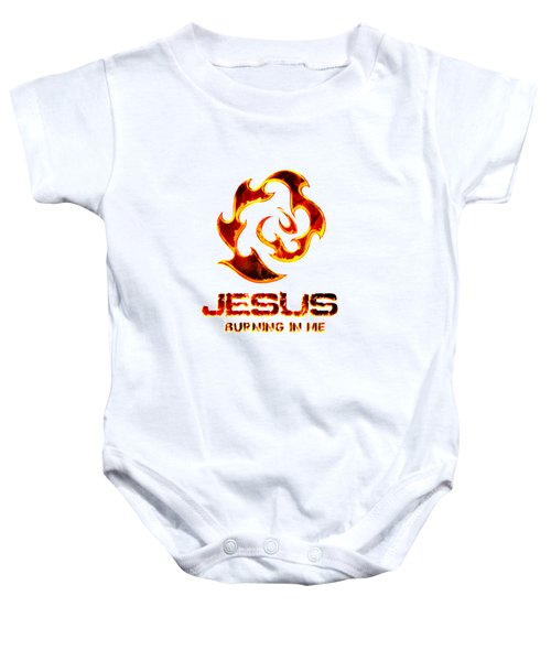 A Burning Bush Baby Onesie