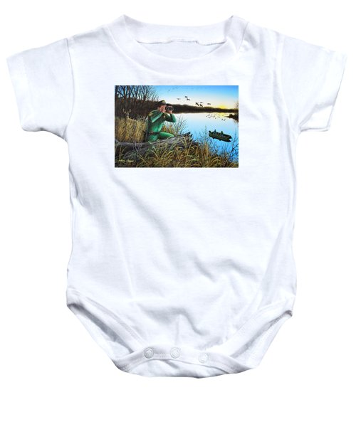 A Day At The Office - Icoo Baby Onesie
