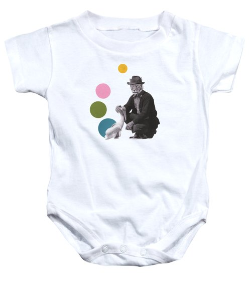 A False Sense Of Security Baby Onesie