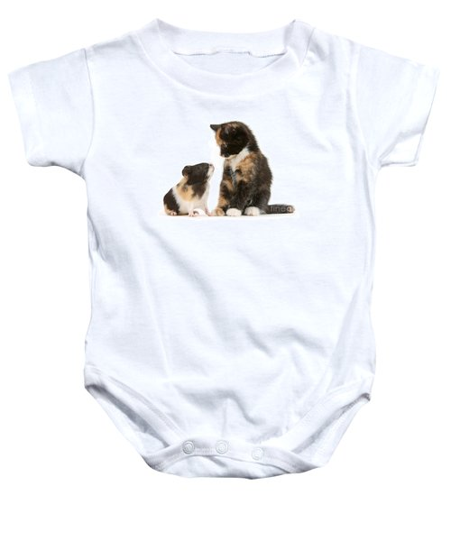 A Guinea For Your Thoughts Baby Onesie