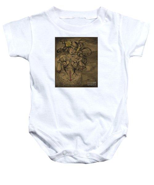 A Little Tribal Baby Onesie