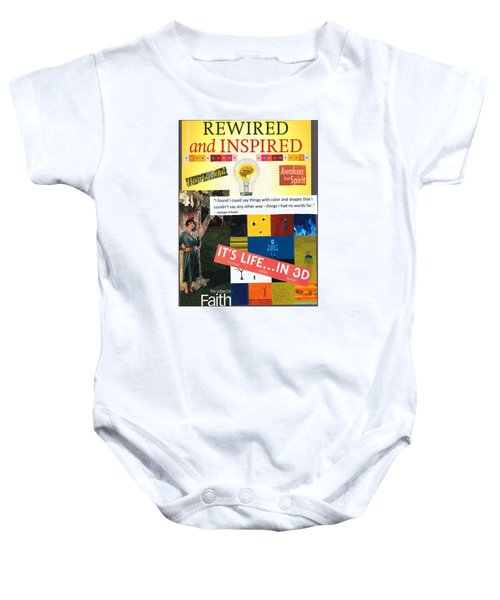 A New Look On Life Baby Onesie