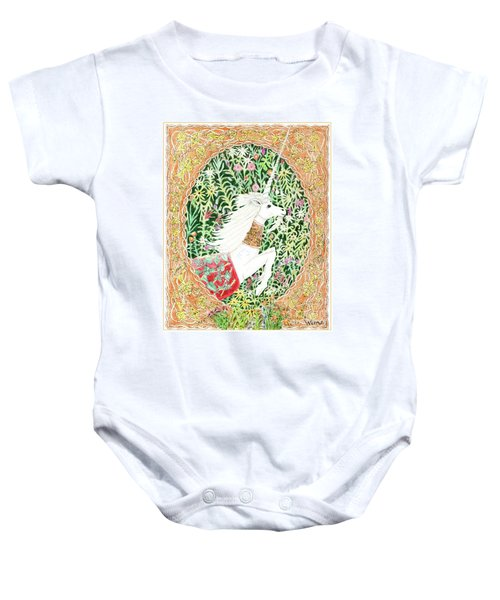 A Pawn Escapes Limited Edition Baby Onesie