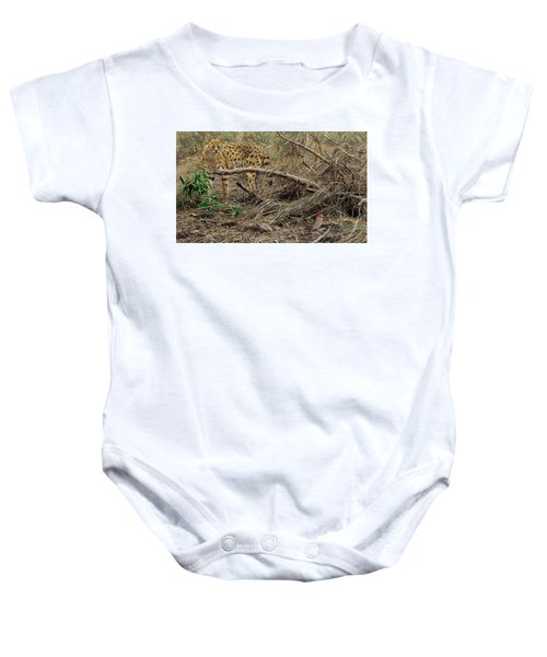 A Quiet Approach Baby Onesie