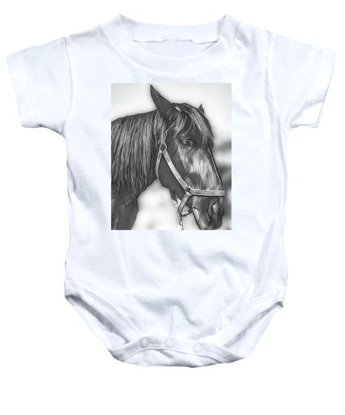 A Real Beauty Baby Onesie