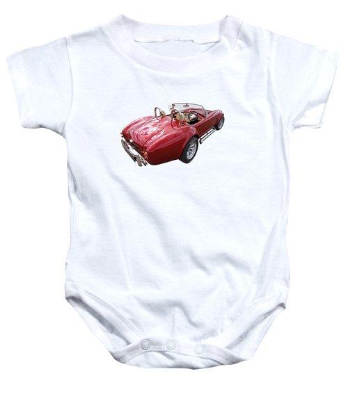 Ac Cobra 1966 Baby Onesie