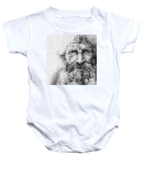 Adam. Series Forefathers Baby Onesie