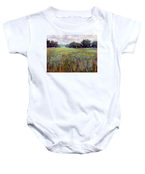 Afternoon Serenity Baby Onesie