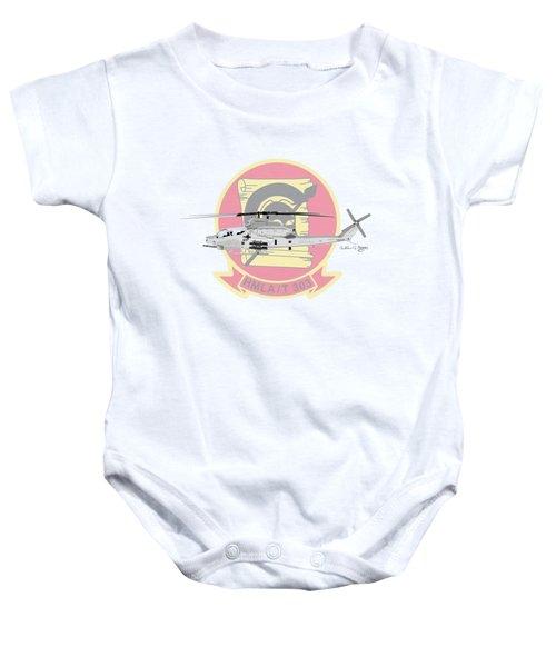 Ah-1z Viper Baby Onesie