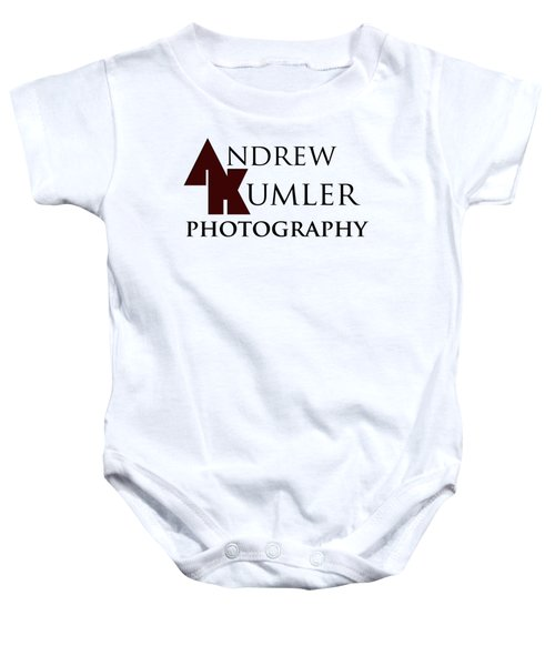 Ak Photo Logo Baby Onesie