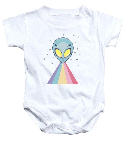 Alien  Baby Onesie