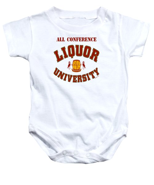 All Conference Baby Onesie