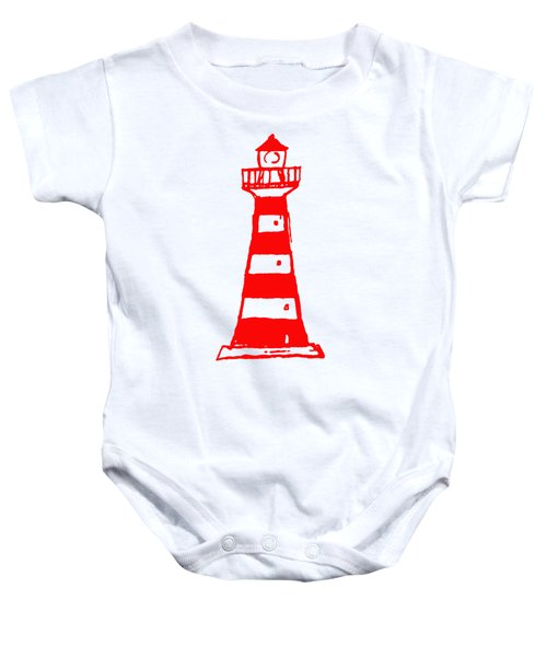 All Who Wander Baby Onesie