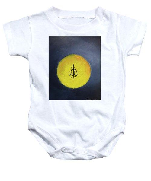 Allah-3 Baby Onesie