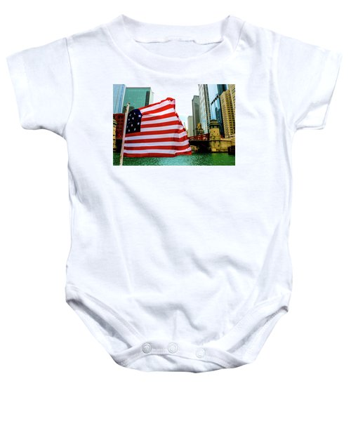 American Chi Baby Onesie