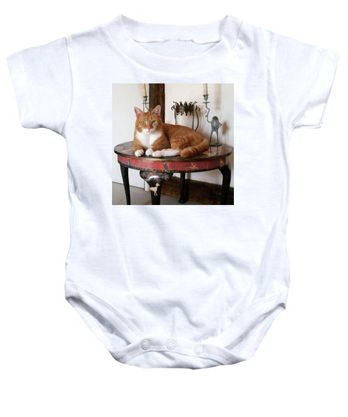 His Highness Baby Onesie