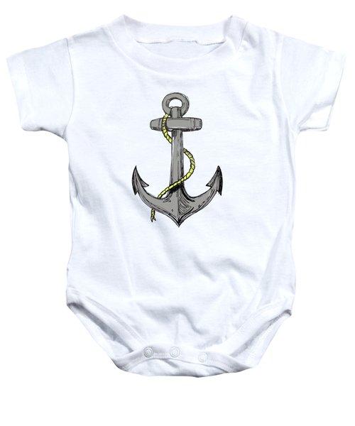 Anchor Baby Onesie
