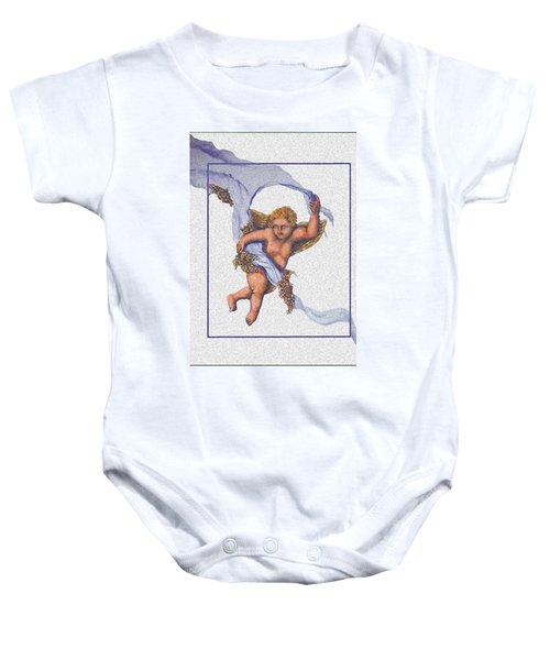 Angel Fresco Baby Onesie