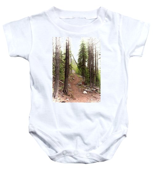 Another Way Baby Onesie