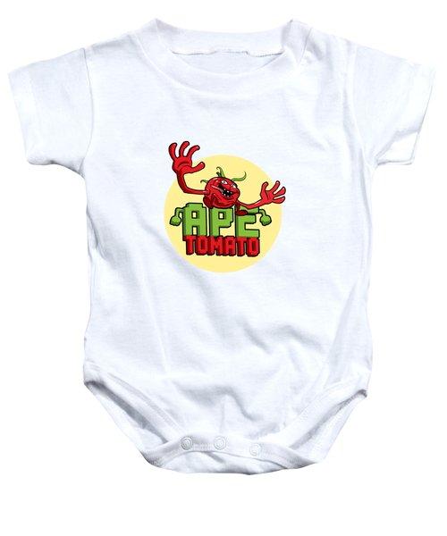 Ape Tomato Baby Onesie
