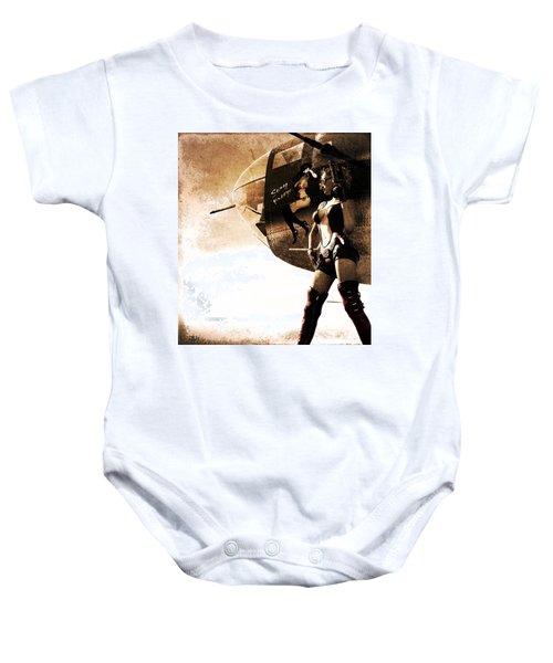 Apocalypse War 1 Baby Onesie