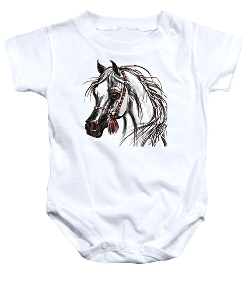 My Arabian Horse Baby Onesie