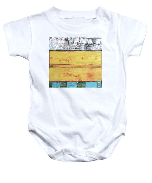 Art Print Abstract 34 Baby Onesie