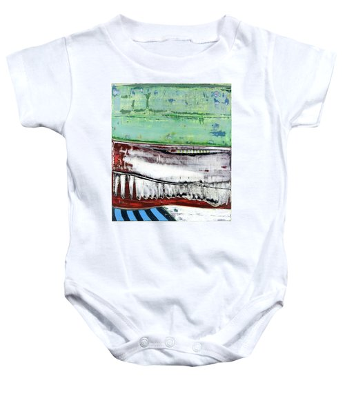 Art Print Abstract 97 Baby Onesie