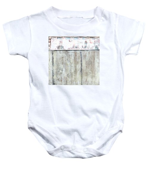 Art Print Abstract 101 Baby Onesie