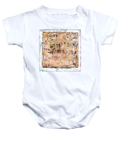 Art Print California 02 Baby Onesie
